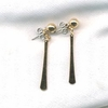 CLEOPATRA Earrings - Dangle