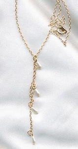 HEIRESS LARIAT Necklace