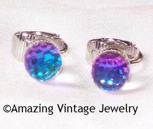 BERMUDA BLUE Earrings - Clip