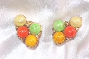 KRAMER Citrus Colored Earrings