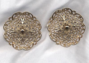 DELICATE LACE Earrings