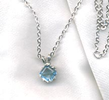 LADY COVENTRY BIRTHSTONE PENDANT March