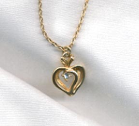 HEARTLINE Necklace