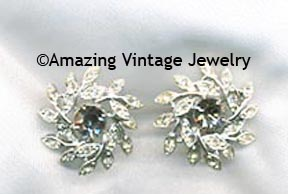 EVENING SNOWFLAKE Earrings