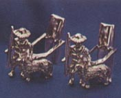 TOM SAWYER Cuff Links