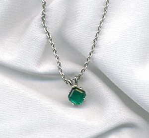 LADY COVENTRY BIRTHSTONE PENDANT - May