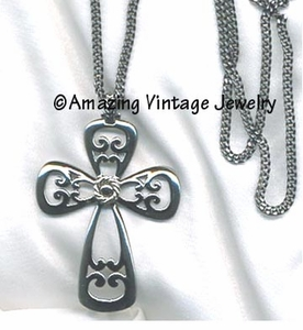 ROMANESQUE CROSS Necklace