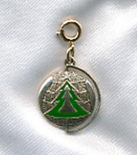 CHRISTMAS AROUND THE WORLD Charm