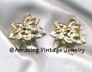 GOLDEN MAPLE Earrings