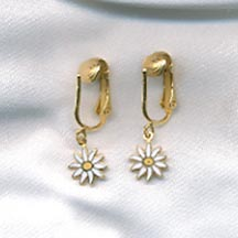 DAISY Earrings - Teen