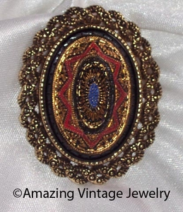 OLD VIENNA Pin