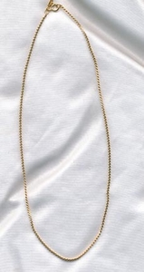 CLASSIC PARTNERS Necklace - Goldtone