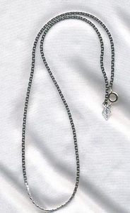 CLASSIC PARTNERS Necklace - Silver