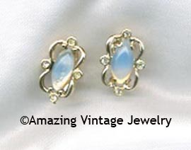 SABRINA FAIR Earrings - Blue