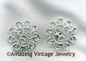 SILVERY MIST Earrings