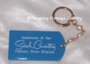 SC Turquoise Key Chain