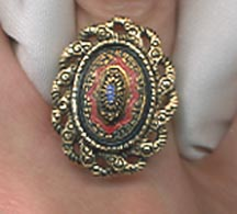 OLD VIENNA Ring