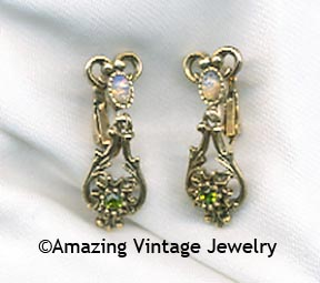 CONTESSA Earrings - Clip