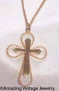 SERENITY Necklace - Goldtone