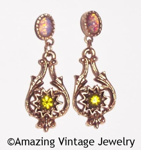 CONTESSA Earrings - Pierced