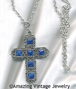 TUDOR CROSS Necklace