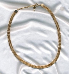 MESH LINKS Necklace