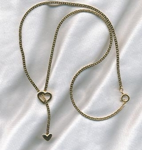 FASHION HEART Hostess Necklace