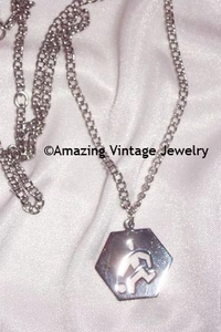 BOWLER Necklace