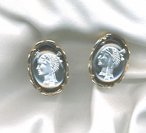 QUEEN OF THE NILE Cuff Links