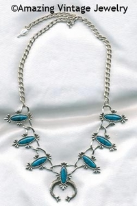 BLUE CLOUD Necklace