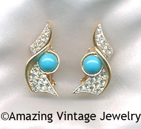 BAHAMA BLUE Earrings