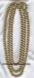 SMART & SNAPPY Necklace - Goldtone