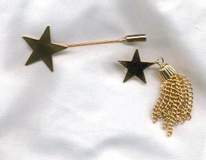 STAR SHOWERS Stick Pin