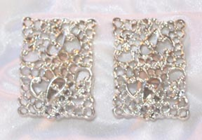EMMONS Rectangular Earrings