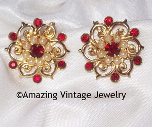 ROYAL SNOWFLAKE Earrings