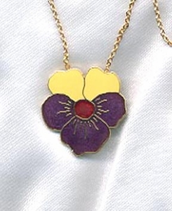 SPRING BEAUTY Necklace