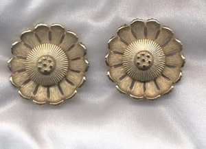 SUN FLOWER Earrings