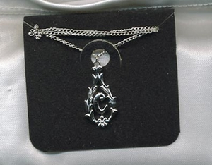 "PERSONALLY YOURS Necklace ""C"""