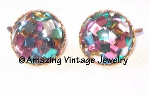 CARNIVAL Confetti Earrings