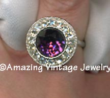 ROYAL VELVET Ring