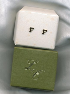 Lady Coventry Pierced Earrings - F