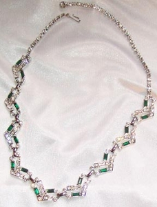 EMERALD ICE Necklace