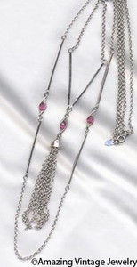 SERENADE Necklace - 2 Strand