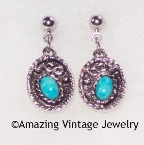 INDIAN MAIDEN Earrings - Pierced