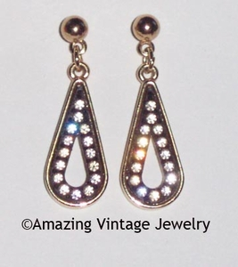 POLONAISE Earrings - Pierced