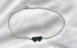 FLIRTING HEART Ankle Bracelet