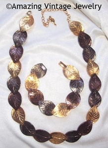AUTUMN LEAVES Necklace/Bracelet