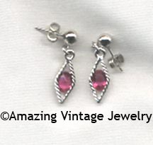 SERENADE Earrings - Pink pe