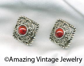 INCA FIRE Earrings
