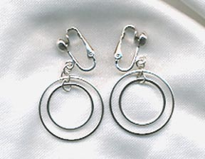 MOBILE Earrings - Clip